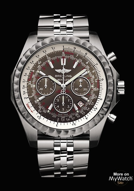 bentley motors htm special breitling edition for chronograph p