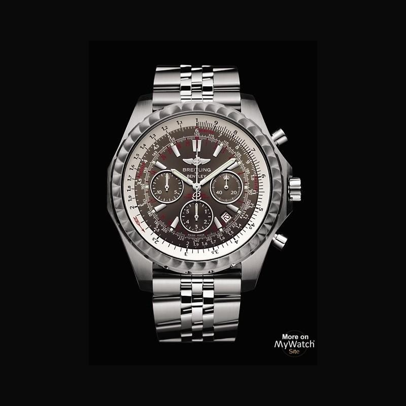 Watch Breitling Bentley Motors T Speed Breitling For