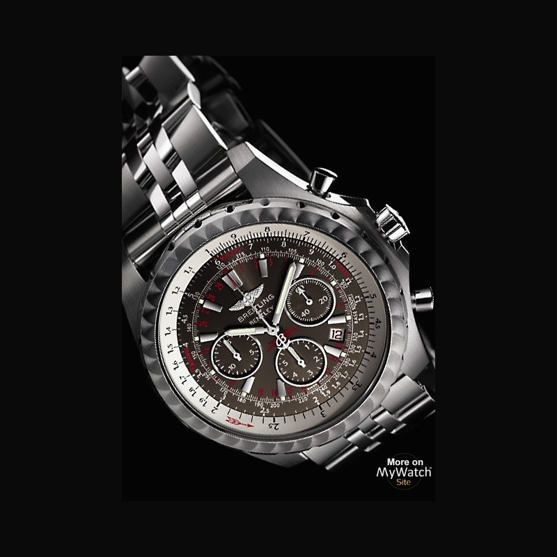 Watch Breitling Bentley Motors T Speed Breitling For