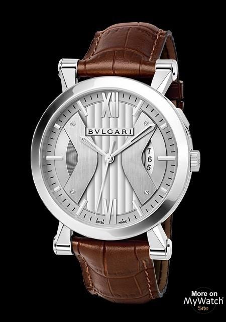 Bvlgari Watch Sotirio Bulgari 125th Anniversary Edition ...