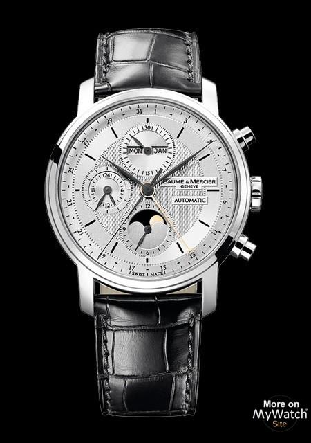 98efac4fa38 Watch Baume   Mercier Classima Executives XL Chronographe et ...