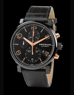 TimeWalker Chronographe Dual Carbon
