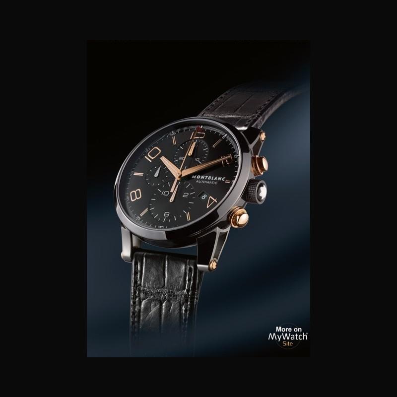 f7f4604073f7d TimeWalker Chronographe Dual Carbon  TimeWalker Chronographe Dual Carbon ...