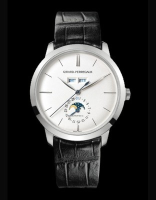 Girard-Perregaux 1966 Calendrier Complet