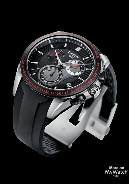 Watch Tissot Veloci T T Sport T024 417 27 051 00 Steel