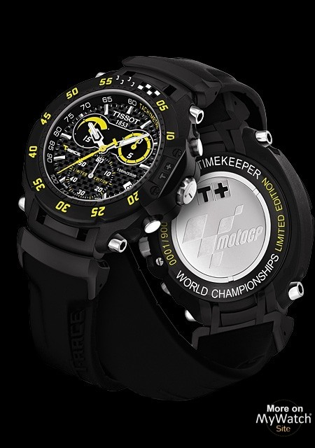 watch tissot t race motogp 2009 t sport steel. Black Bedroom Furniture Sets. Home Design Ideas