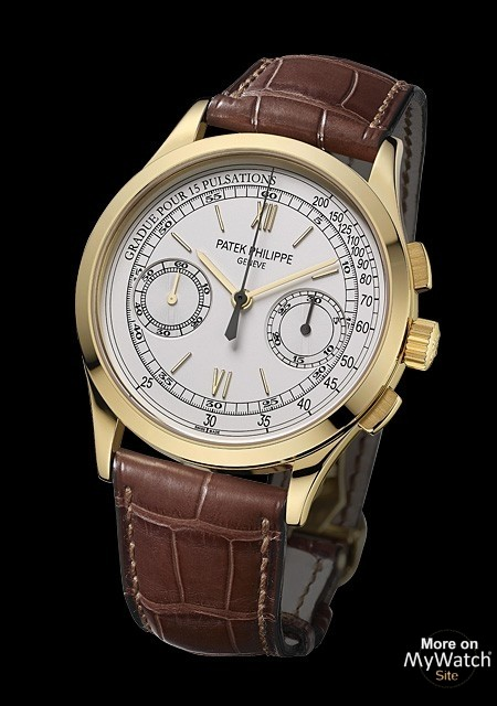 Watch Patek Philippe Chronographe  9214bea5cf