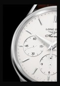 The Longines Column-Wheel Chronograph
