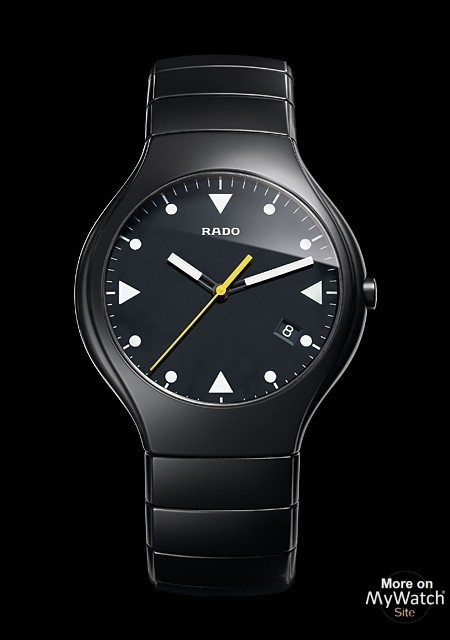 Rado True Sport - Black Matt Ceramic - Rado