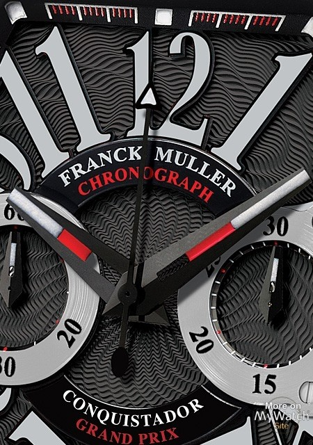 Franck Muller Conquistador copy watches