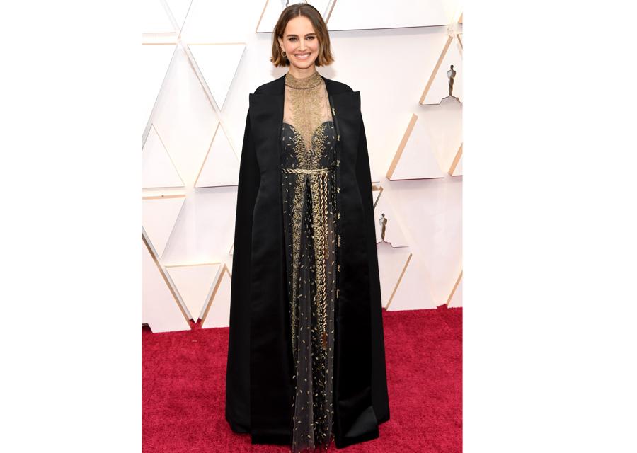 Natalie Portman aux Oscars 2020