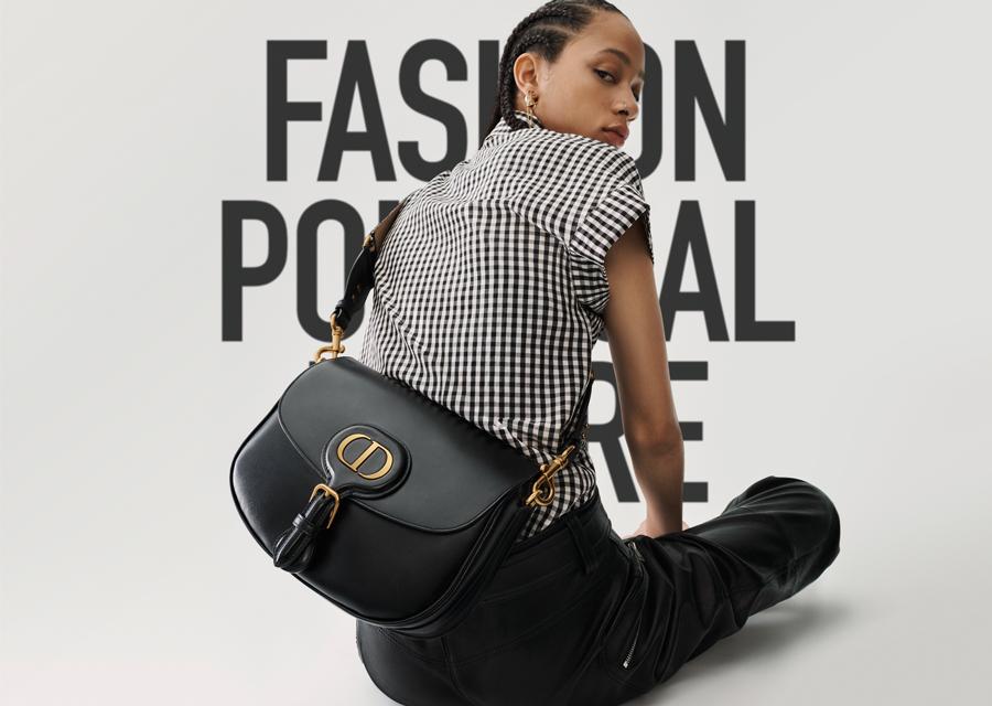 Le nouveau sac Bobby de Dior