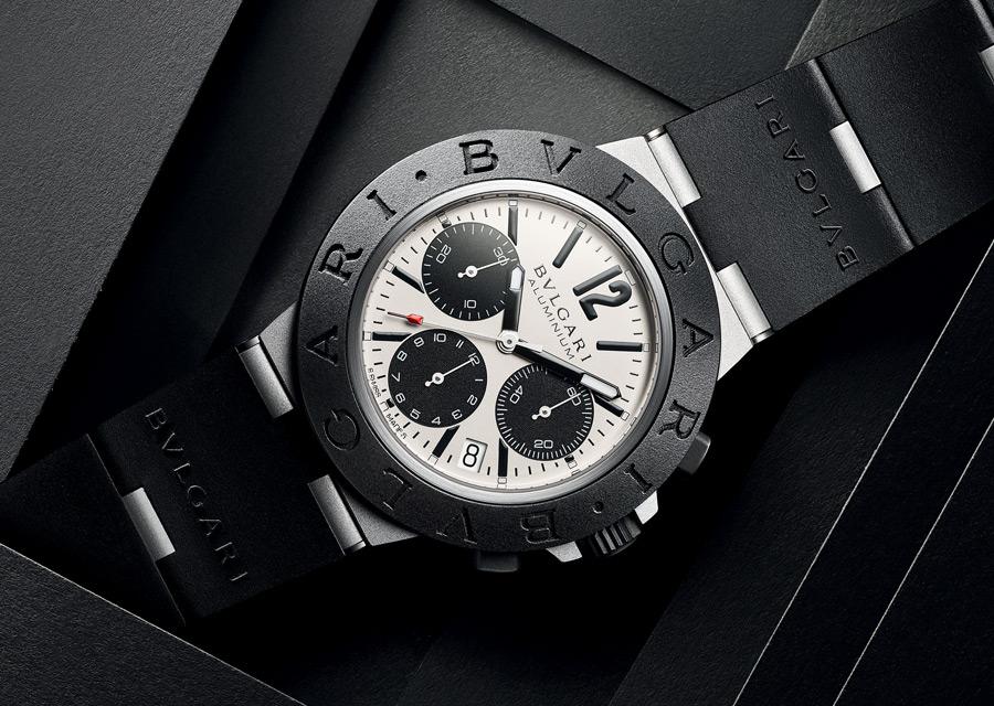 GPHG 2020 - Prix de la Montre Iconique pour Bvlgari et son chronographe Aluminium