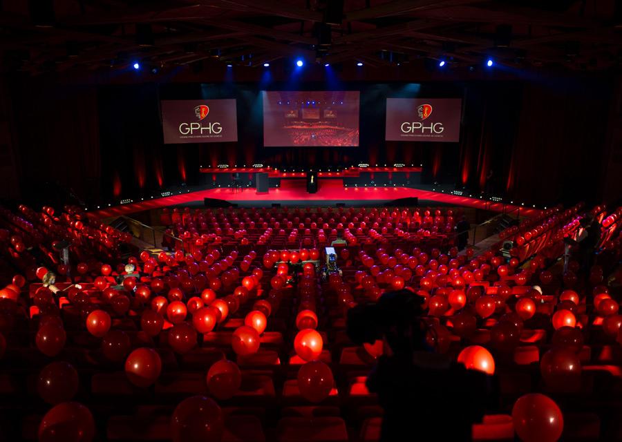 La cérémonie du GPHG 2020