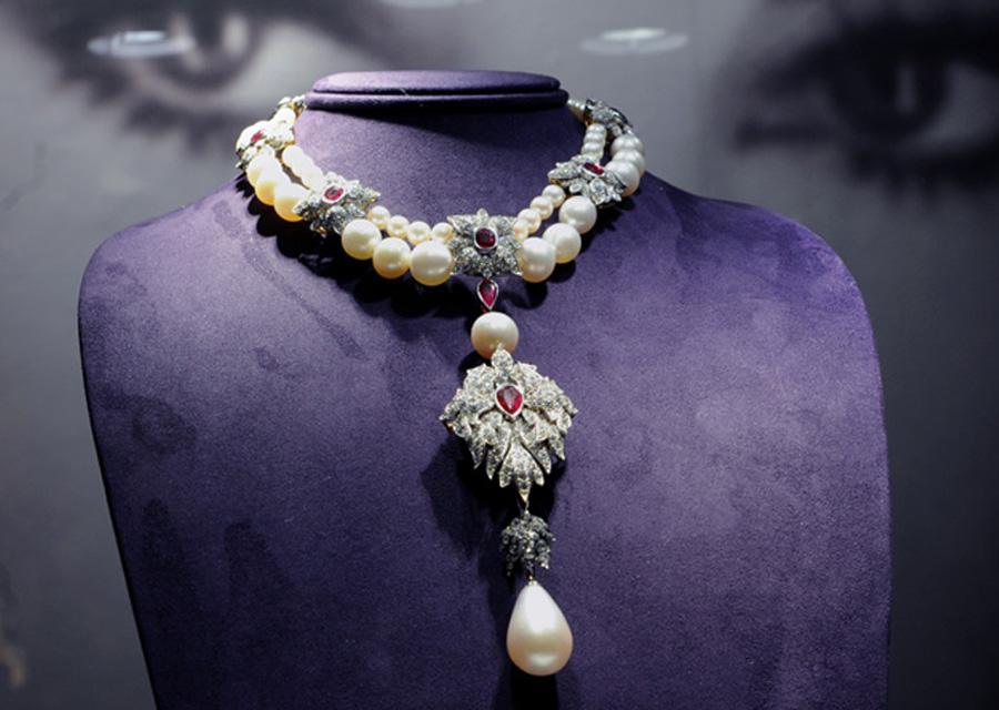 La célèbre perle Peregrina