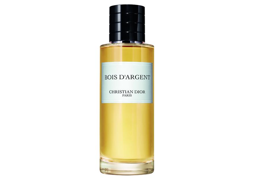 Le parfum Bois d'Argent de Dior