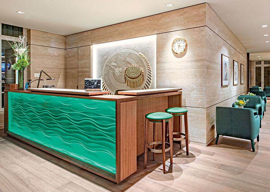 A l'étage, le même soin du détail et de la décoration.