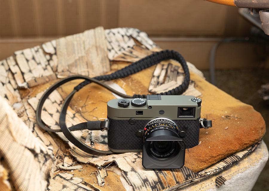 """Le nouveau Leica M10-P """"Reporter"""""""