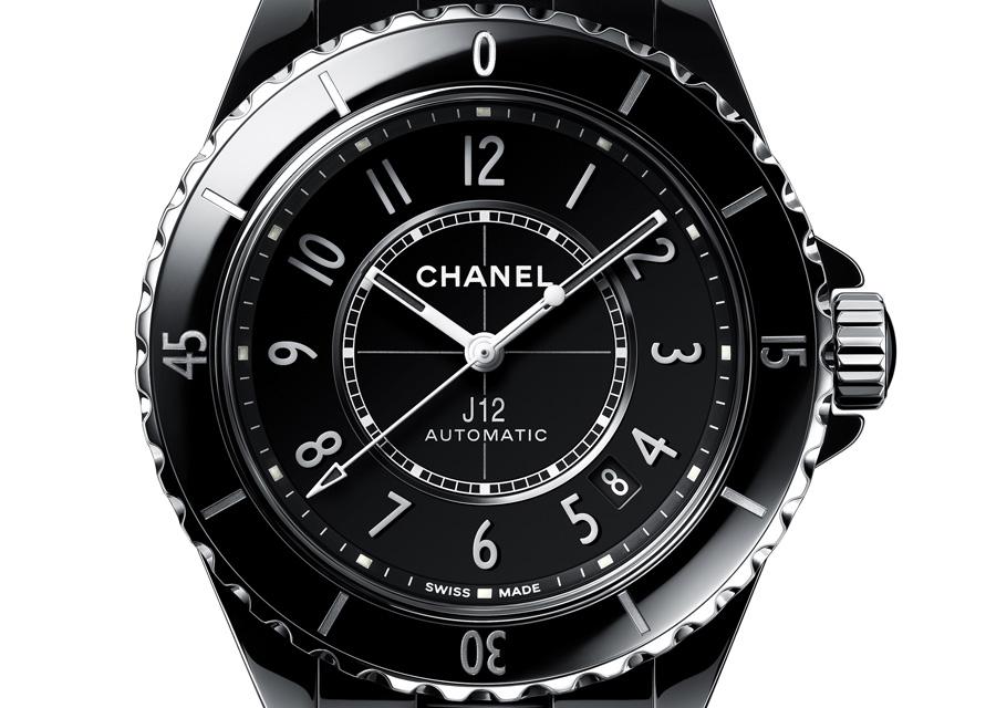 La J12 de Chanel nouveau calibre 12.1