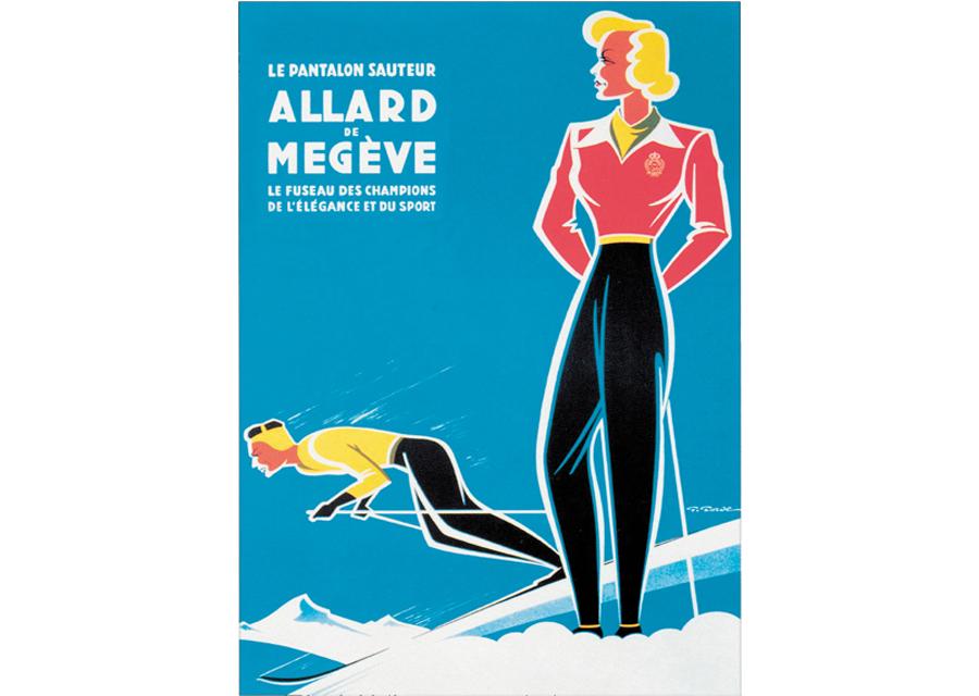 Publicité Allard vers 1938