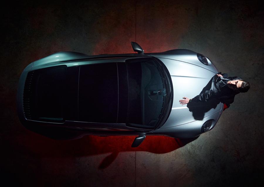 Porsche et TAG Heuer ont aussi la passion de l'élégance et du design en commun