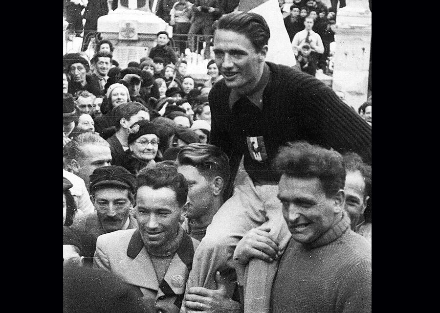Emile Allais et son célèbre fuseau AAllard