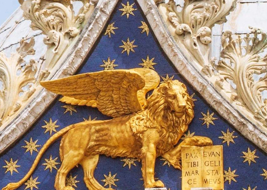 Esprit de Venise, le lion règne sur la cité des Doges