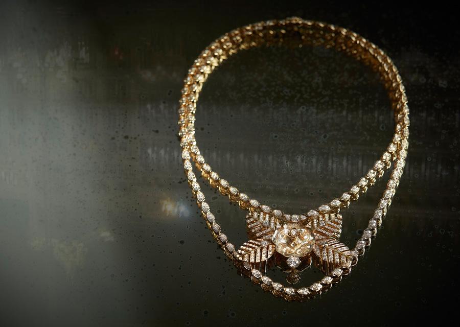 Parure CAMELIA VENITIEN de la collection Escale à Venise de Chanel