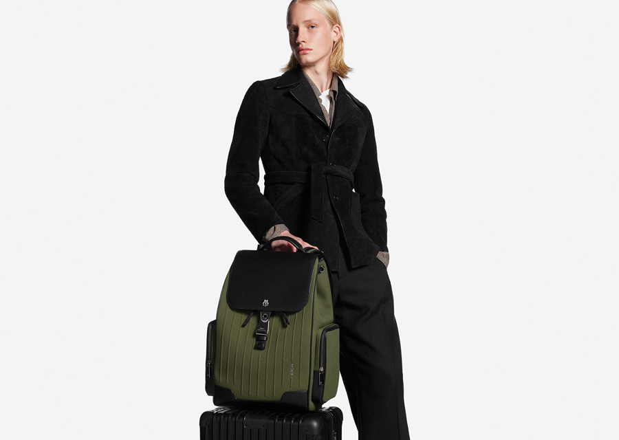 Le grand sac à dos Never Still de Rimowa