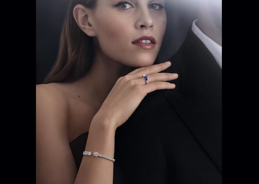 Le bracelet Joséphine Duo Éternel de la collection Joséphine de Chaumet