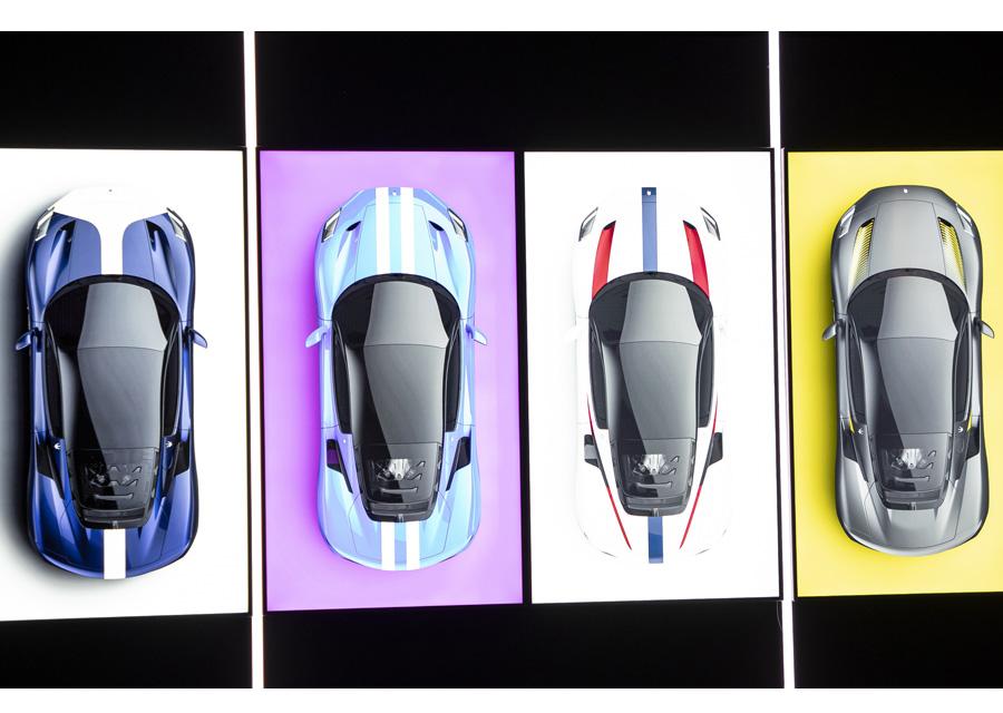 Fuoriserie : à chacun sa Maserati !