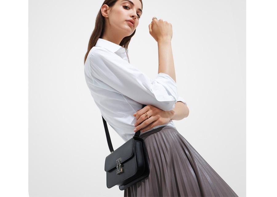 Le nouveau sac Double C de Cartier