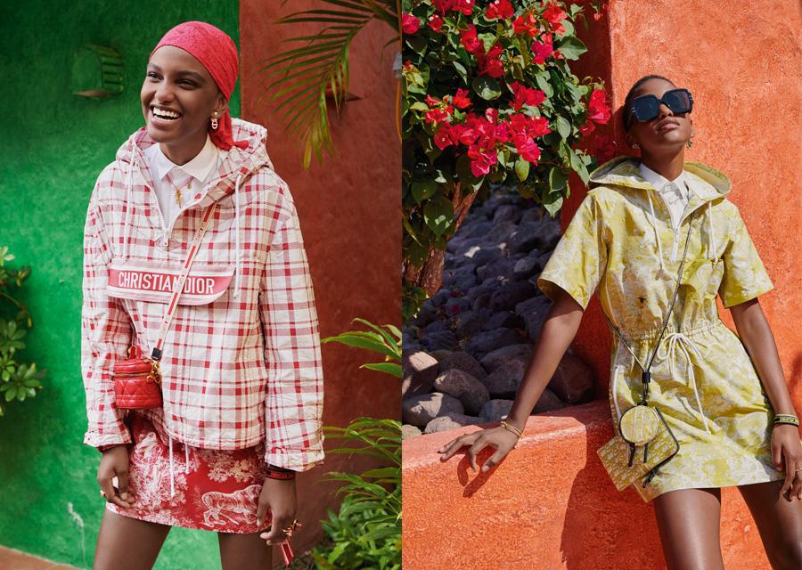 La collection estivale Dioriviera de Dior
