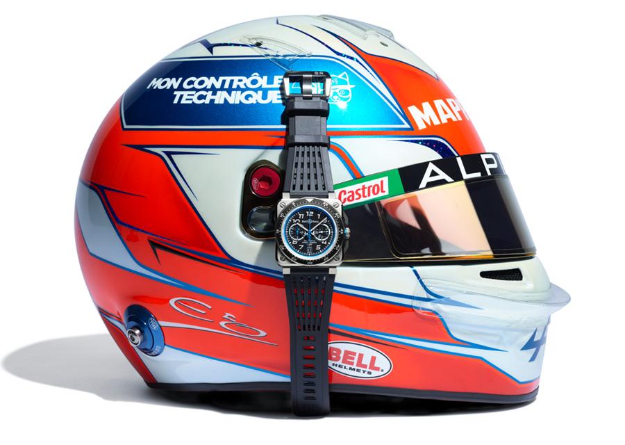 Quand les montres rencontrent l'univers automobile de la Formule 1, le mariage est explosif