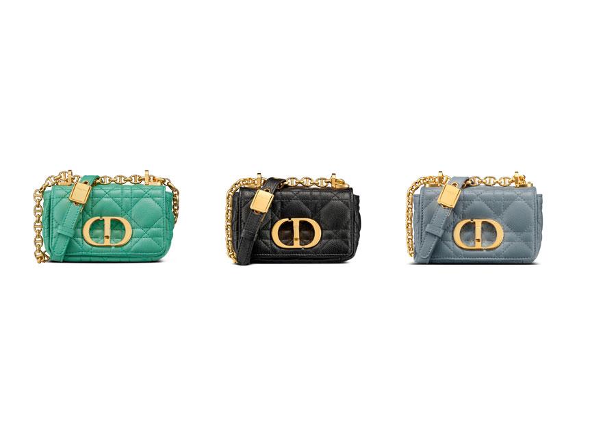Le nouveau Micro-Bag Dior Caro