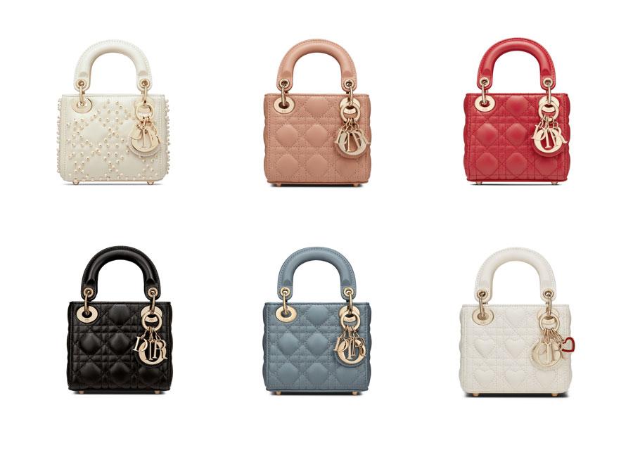 Le nouveau Micro-Bag Lady Dior