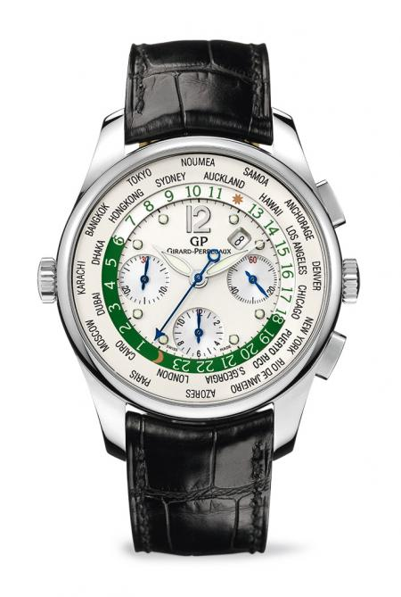 ww.tc Chronograph for Green Auction