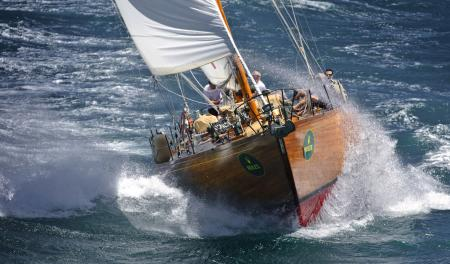 The most beautiful yachts gather each year at the Giraglia Rolex Cup.