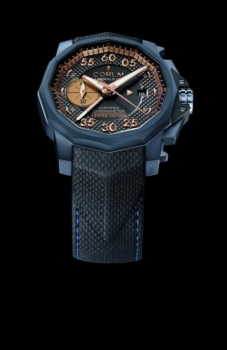The Admiral's Cup Seafender 48 Chrono Bol d'Or Mirabaud watch. 30-pieces limited edition.