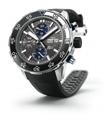 IWC Aquatimer Chronographe Edition Jacques-Yves Cousteau