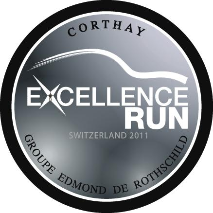 Excellence Run Corthay - Edmond de Rothschild Group's logo : on the road of crafts.