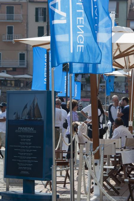 The mood and the sun was at the rendezvous for the Argentario Sailing Week : second fixture in the Mediterranean Circuit of the Panerai Classic Yachts Challenge 2011.