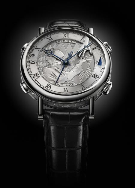 The stunning timepiece created by Breguet for Only Watch 2011 play on demand or at a pre-set time the melody