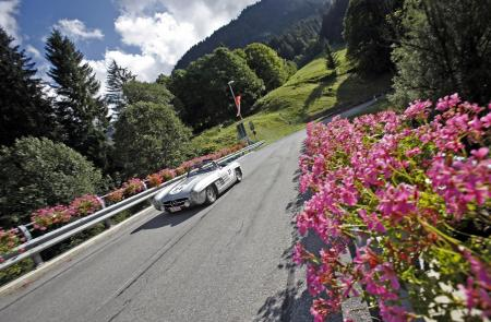 The Gstaad Classic Audemars Piguet : three days of rally driving in the Swiss Alps.