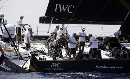 IWC Schaffhausen, team's official partner
