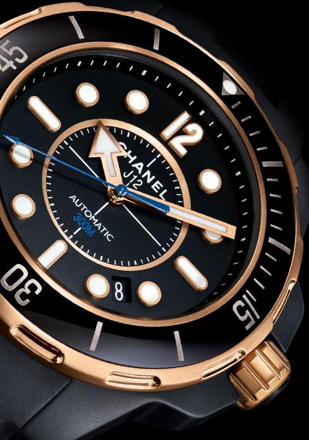 J12 Marine Only Watch - Details
