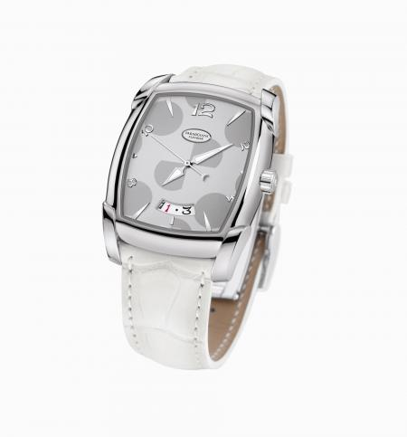The Kalpa Grande Automatic (for women) created in limited edition for The Montreux Jazz Festival 2011.