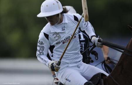 Pablo Mac Donough polo player joins Richard Mille Team