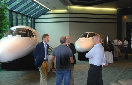 Cessna Aviation Showroom