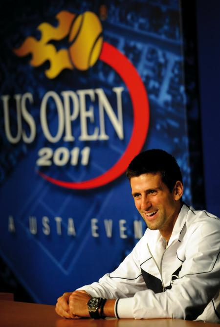 The US Open is an opportunity for Audemars Piguet to announce that